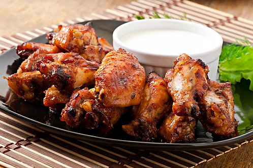Texas Style Fried Chicken Wings (15pcs)