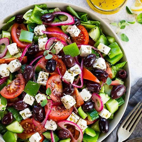Greek Salad bulk catering size