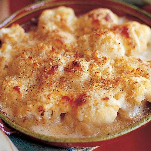 Cauliflower Gratin  (serving x 4)