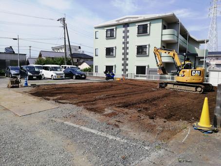 桜木4丁目解体終了、6月28日決済です。