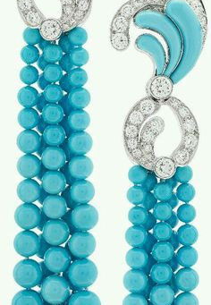 How to Wear Turquoise .....Year Round OF COURSE!!!!