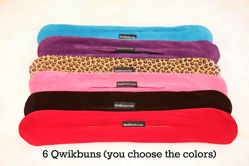 Buy 4 get 2 Free Qwikbuns