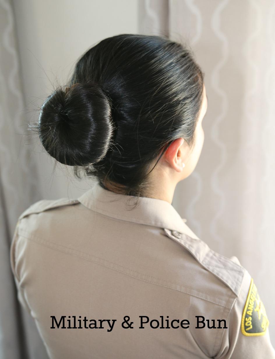 militarty bun