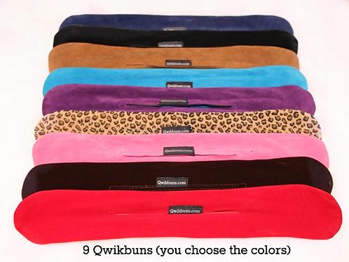 Buy 6 get 3 Free Qwikbuns