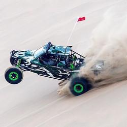 Matador downhill wheelie