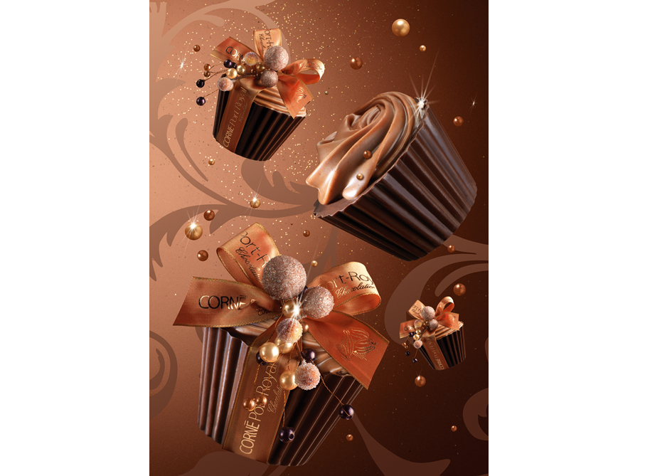 chocolates, food photography