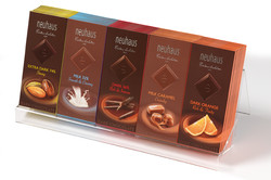 chocolate tablets