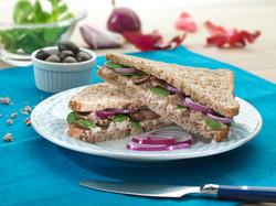 mayonnaise tuna, food stylisme