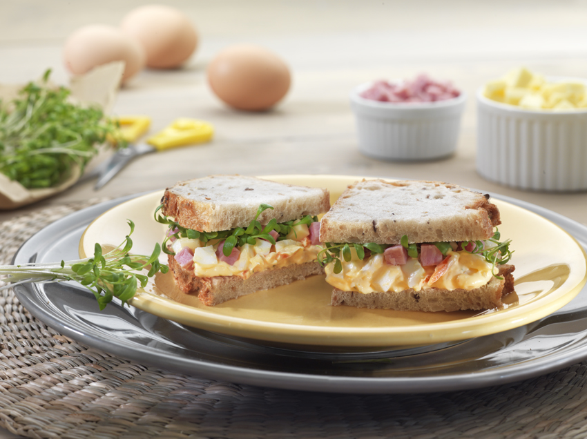 egg salad, food photography