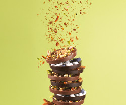 chocolate, food photography
