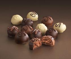 chocolate manons