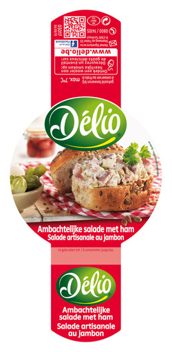 ham salad, food photography