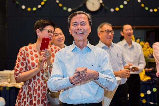 Fu Hua's Appreciation Party