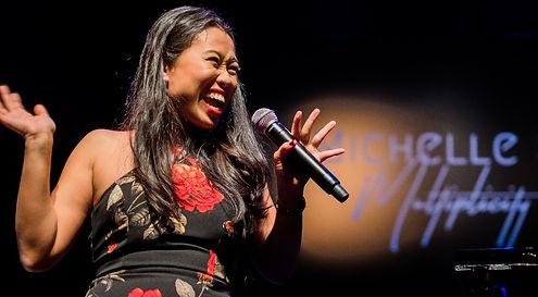 Michelle SgP Singer, songwriter, pianist and arranger