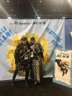CG-Marie as Princess Black Characters.JP