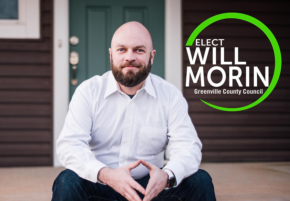Morin-campaign Council - front porch-cro