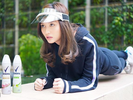 REXONA Picks Ayda Jebat
