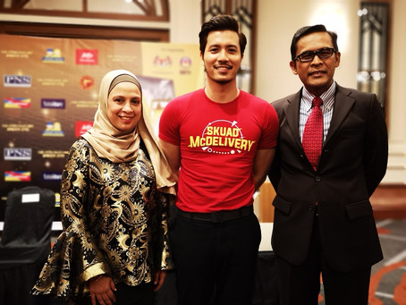 Fattah Amin for McDonalds MFA