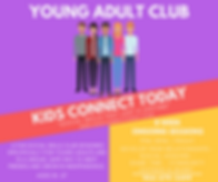 social skills club for young adults
