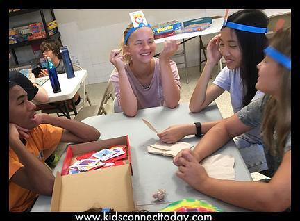 social activities for children