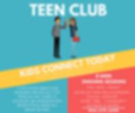social skills club for teens