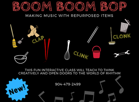 Music with Repurposed Items