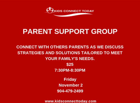 Jacksonville Parent Support Group