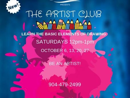 New Class: The Artist Club
