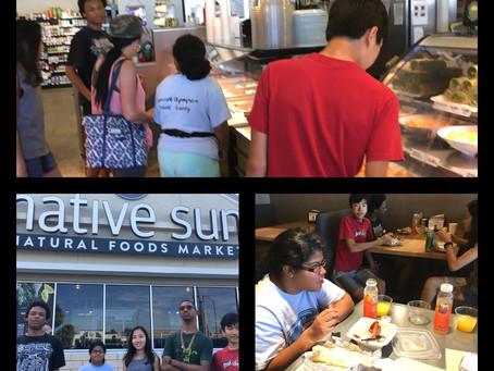 Breakfast At Native Sun Natural Foods Market