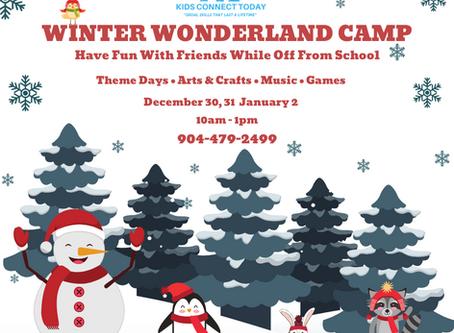 Social Skills Winter Camp 2019