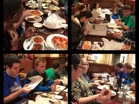 Great Community Outing At Carrabba's