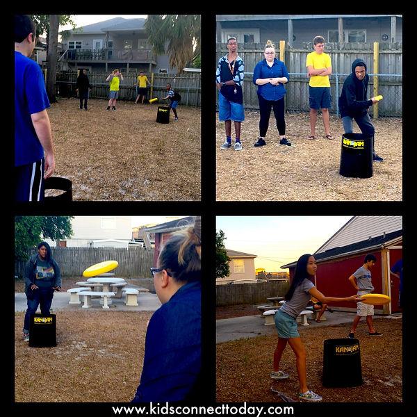 outdoor fun | Teen Club | Young Adult Club