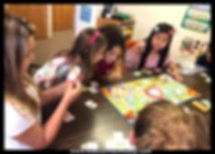 social skills group game