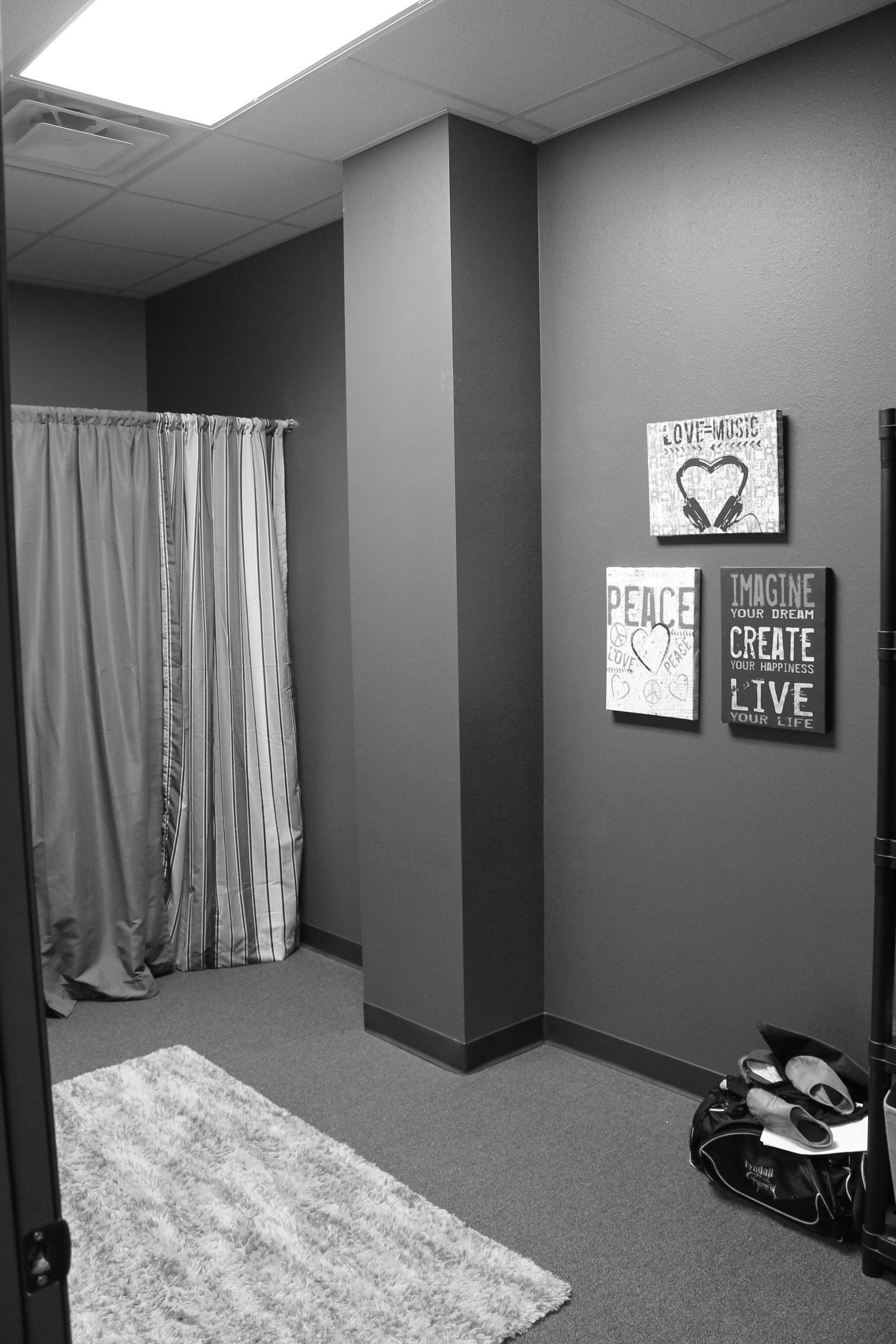 Dancer Dressing Room