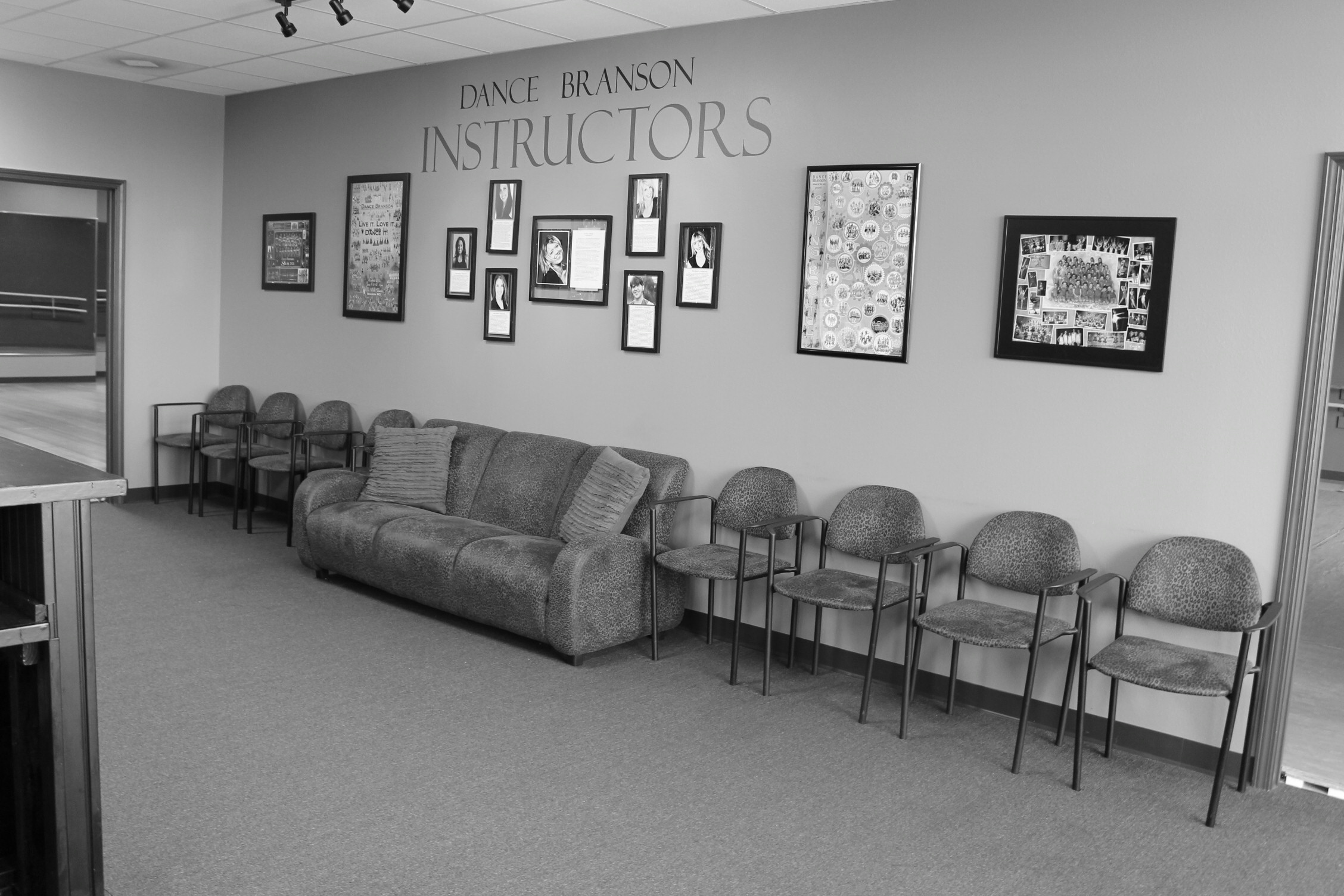 Parent Waiting Area