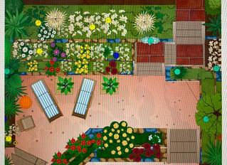 Cozy Social Distancing Garden