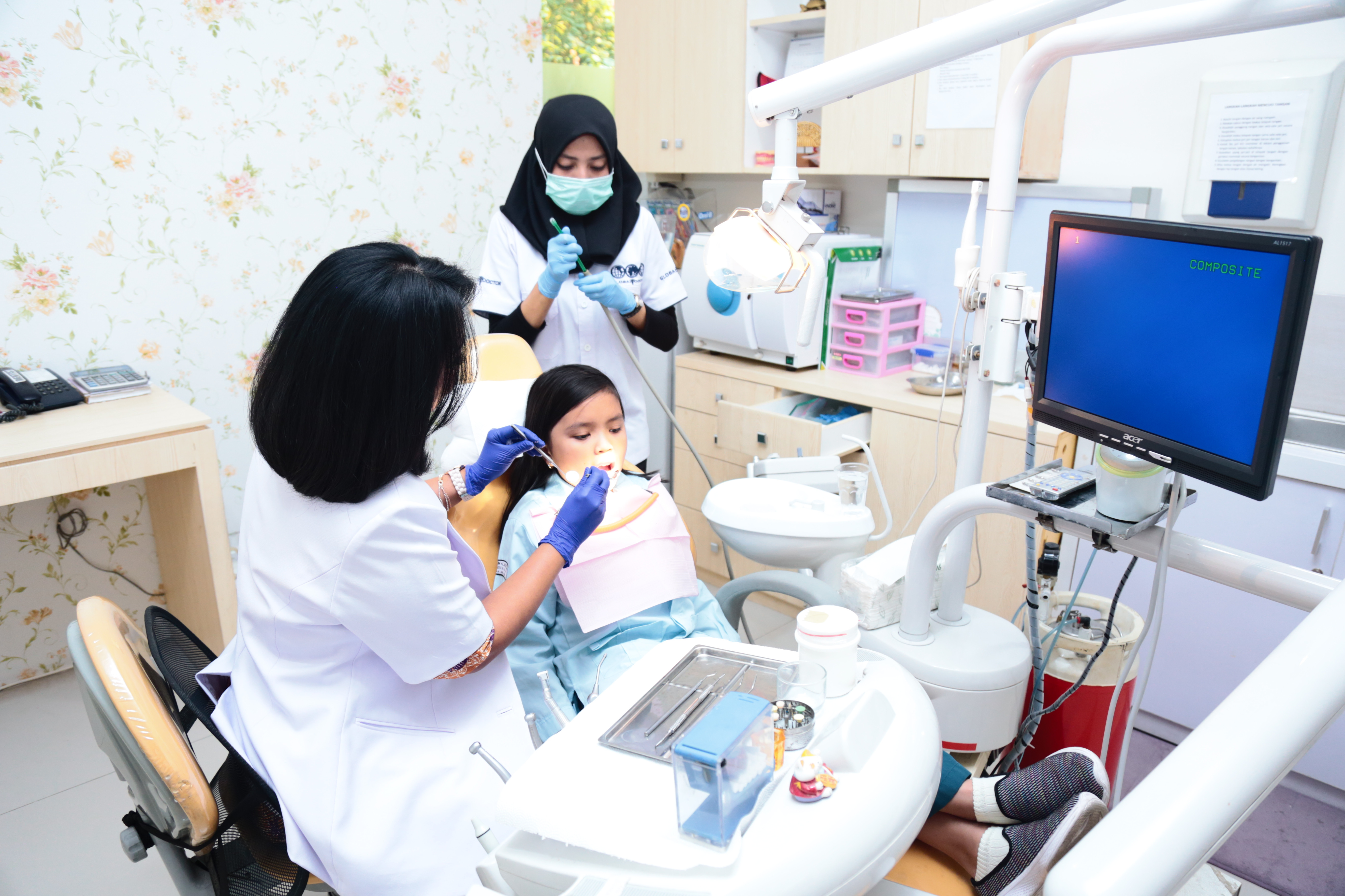 Consult with a Dentist
