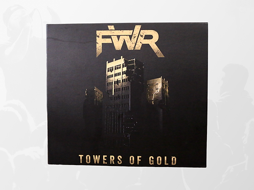 Towers of Gold Single (4 tracks) 2019