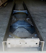 Complete Truck Frame Assembly