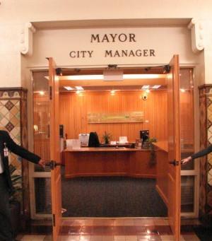 הגיע הזמן להעיר את אדוני ראש העיר