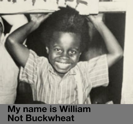 His name is William!