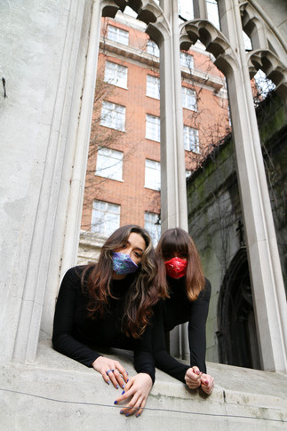Models: Maria Dumitriu and Aina Vila