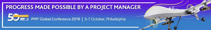 LeaderFulcrum is exhibiting at the PMI Global Conference 10/5 - 7/2019 Philadelphia.  Project Managemet Institute.  Project Manager Tools.