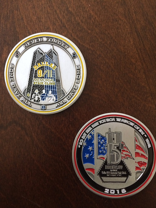 2016 Challenge Coin