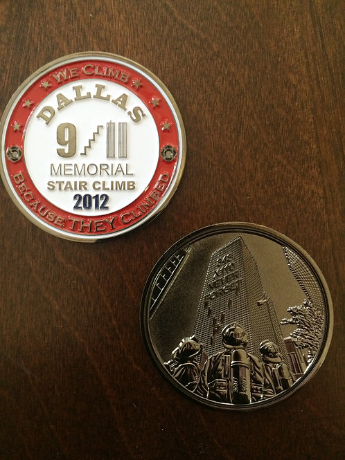 2012 Challenge Coin