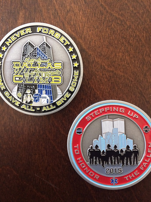 2015 Challenge Coin