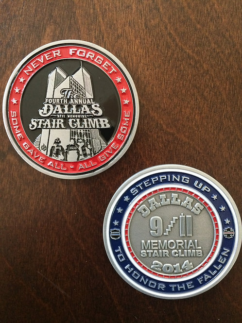 2014 Challenge Coin