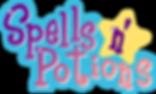 Spells n' Potions Logo.png