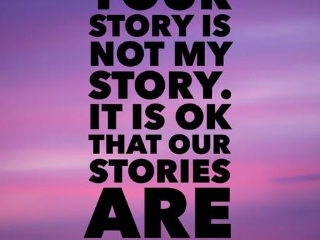 Grace for the Storytellers
