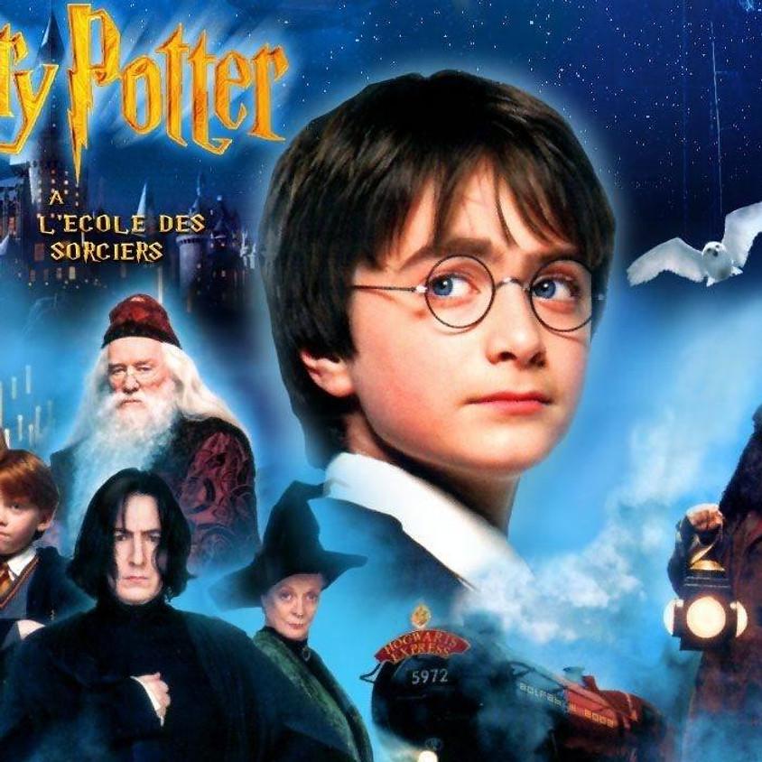 """Noc s Andersenem """"Harry Potter a Kámen Mudrců"""""""